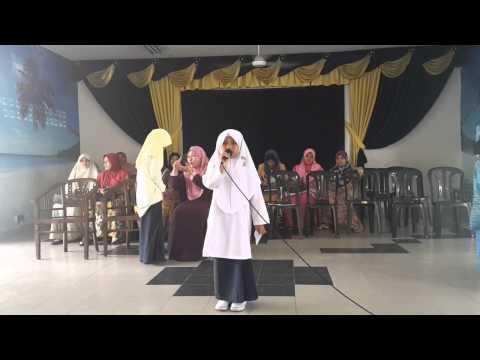 Sehati Sejiwa (lagu tema hari kebangsaan 2015) by Norshazrin Aimie
