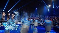 Team Ninja Warrior Germany | 1. LAUF - Gil Ofarim vs. Jan Köppen | Promi Special