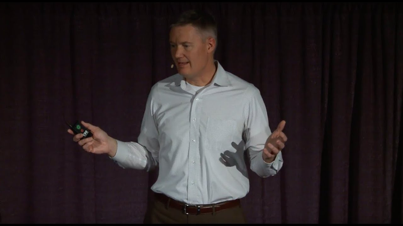Modern Networks, Innovation, and Cities | Jeff Christensen | TEDxRiverton