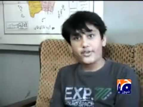 World Record By Pakistani Boy