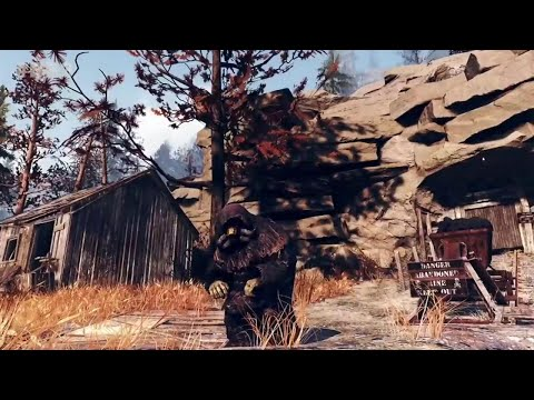 Fallout 76: Base Building Trailer - E3 2018
