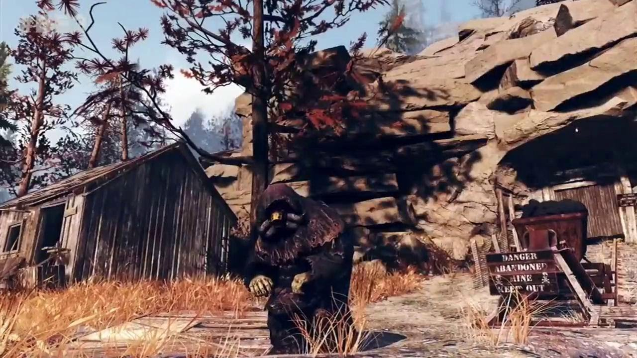Fallout 76 Base Building Trailer E3 2018 Youtube