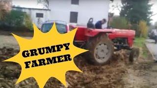 Grumpy Farmer in Croatia:  Fenomenalna osveta nepristojnim vozačima