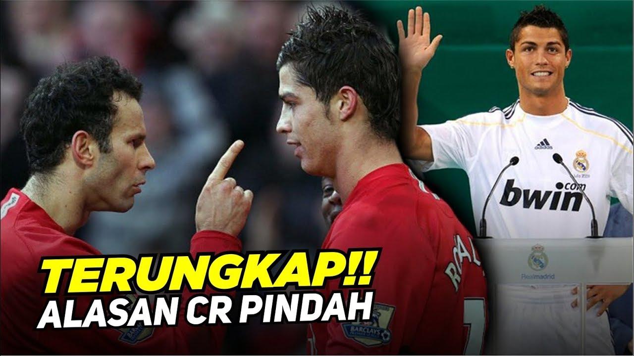 TERUNGKAP Alasan Sebenarnya Ronaldo Hengkang Dari Manchester United