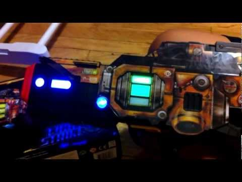 Light Strike Laser Tag Game System