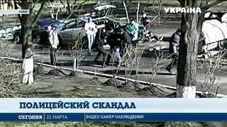 В столице четверых патрульных подозревают в избиении мужчины, который их и вызвал