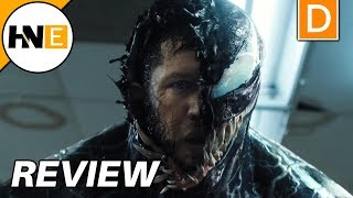 VENOM Movie Review (Bad But Still Enjoyable)