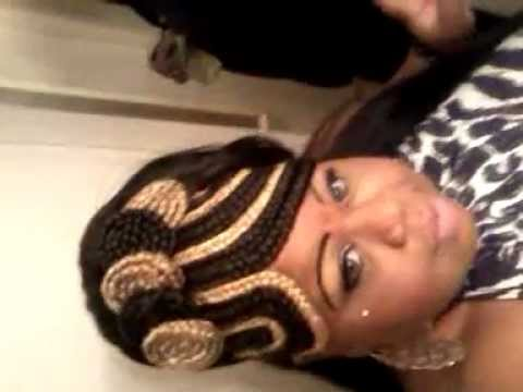 braided quick weave and