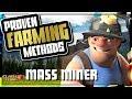 MASS MINER - BEST DARK FARMING ARMY | PROVEN FARMING METHODS | Clash of Clans