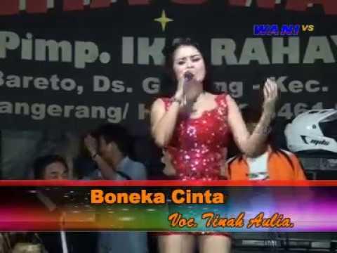 Agita Swara -  Boneka Cinta - Voc. Tina Aulia Refiska