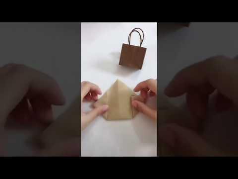 DIY- Paper Bags