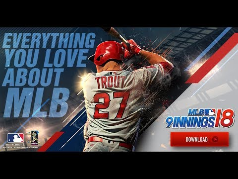 MLB 9 Innings 18 Trailer [EN]