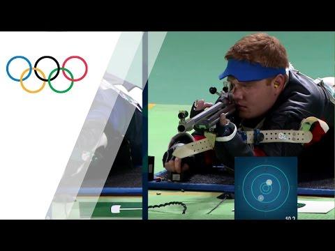 Rio Replay: 50m Rifle Prone Men's Final