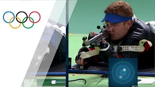 Rio Replay: 50m Rifle Prone Men