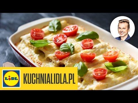 Wloskie Cannelloni Z Miesem W Sosie Porowym Karol Okrasa Przepisy Kuchni Lidla