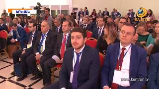 Հայաստանը, լինելով ԵԱՏՄ անդամ, կարող է լավ հարթակ լինել մեր բարեկամների համար. Կարեն Կարապետյան