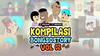 KUMPULAN KARTUN LUCU BONGSO STORY VOL.2 | ANIMASI INDONESIA TIMUR
