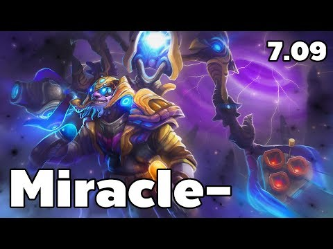Miracle- Tinker Not Human Hand So Fast