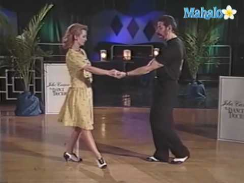 How to Dance The Lindy Hop Basic