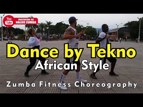 Tekno - Dance l African style l Zumba® fitness choreography
