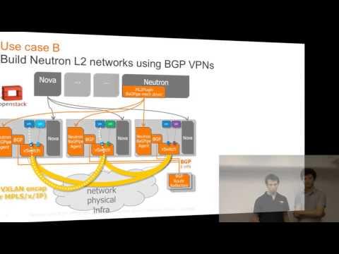 #vBrownBag 2014 OpenStack Paris - Thomas Morin, Mathieu Rohon – Neutron and BGP VPNs