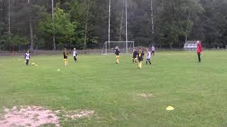 CZ3-FC Kudełek z Nadusią  na Turnieju OZPN w Brzeźniku  z AMP - II Mecz AMP vs KS Talent