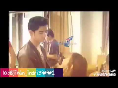 Shireen Sungkar Feat Tengku Wisnu - Cinta Kita ( Cover Video Aliando & Prilly )