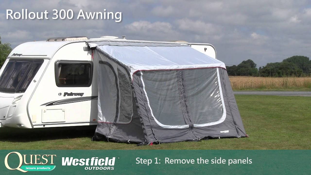 Camper Roll Out Awning | Homideal