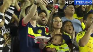 Colombia vs Paraguay 2-1 All Goals & Highlights (08-06-2016)