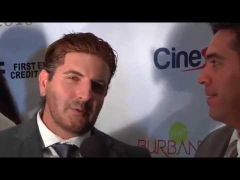 "Rokki James interview - ""Paying Mr. McGetty"" Red Carpet Premier"