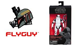 """Star Wars The Black Series 6"""" FO Stormtrooper Executioner Target Exclusive Review 
