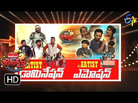 Jabardasth | 23rd August 2018 | Full Episode | ETV Telugu