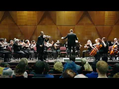 Feras Machour Plays Camille Saint-Saëns Introduction And Rondo Capriccioso Op. 28