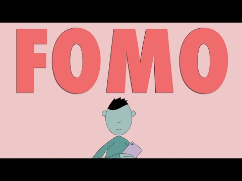 FOMO: Our Relationship with Social Media