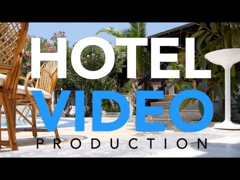 Hotels and Restaurants Promotional Video Production