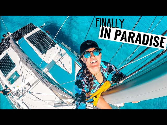 Sailing Catamaran To The Bahamas | Welcomed By Hammerhead Sharks Ep. 61