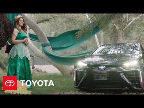 Toyota Mirai | Portrait of a Pioneer – Angela | Toyota
