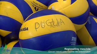 22-01-2018: #fipavpuglia - RegionalDay maschile in Puglia