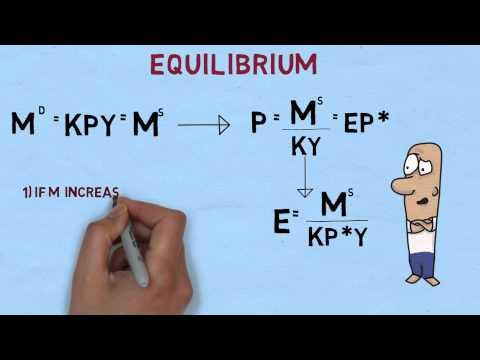 The Monetary Model of Exchange Rates