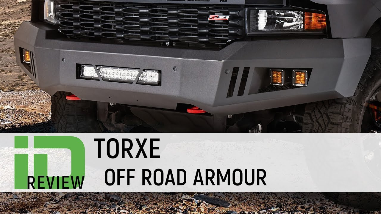 Torxe Off-Road Armor
