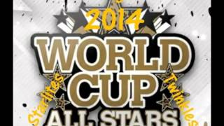 World Cup Shooting Stars Worlds 2014 Music