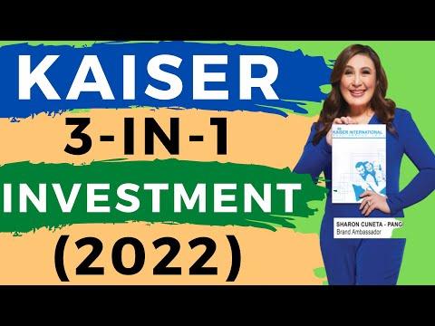 Kaiser 3-in-1 Investment (2020)