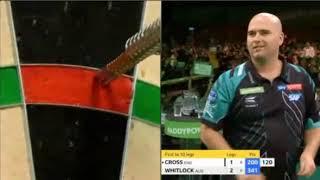 🎯 Rob Cross v Simon Whitlock | 2018 Champions League of Darts | Part 1