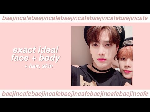 . .♡ exact ideal face + body ; listen once subliminal