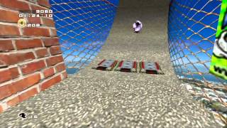 sonic adventure 2 hd ps3 shadow in city escape a rank