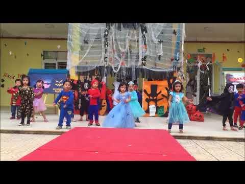 Flashmob Halloween Stomp - Orange 1