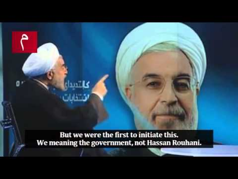 Iran President Gives Reporter History Lesson He'll Never For