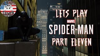 Let's Play Spider-Man Ps4 Part 11