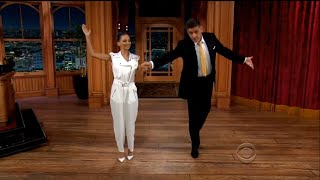 Nicole Richie interview on The Late Late show