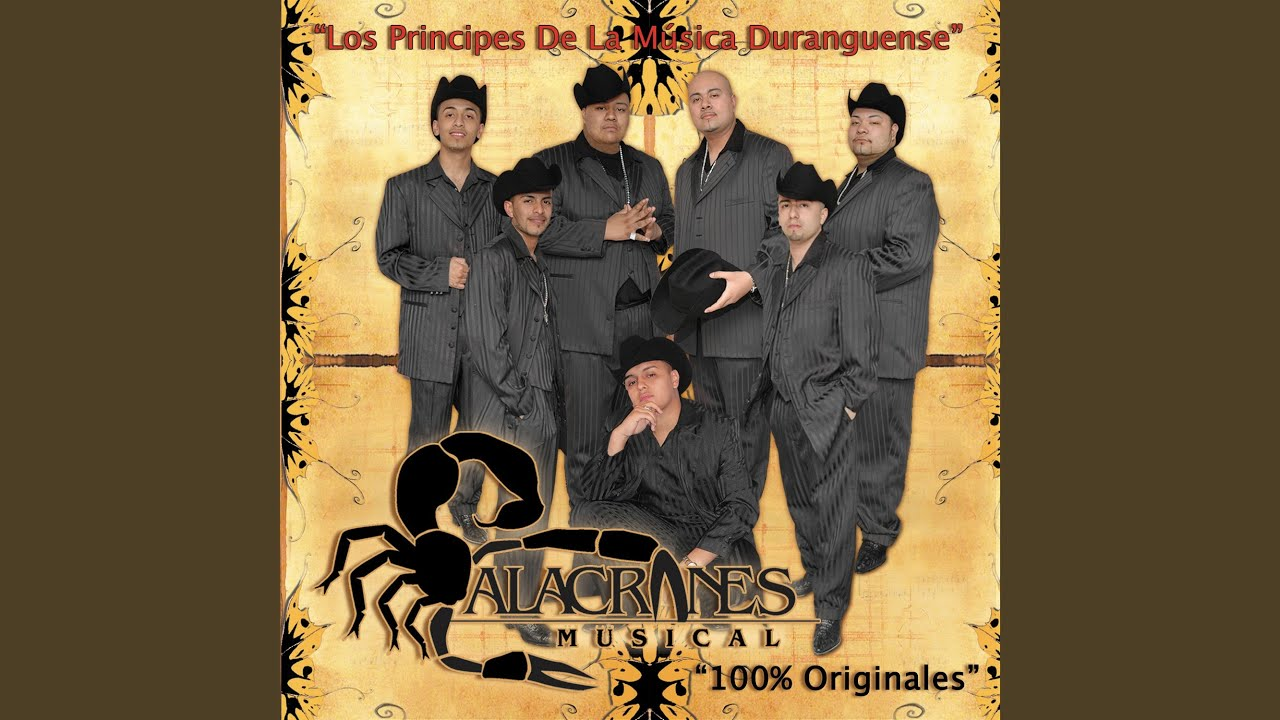 Andar Conmigo Lyrics - Alacranes Musical | LyricsJournal
